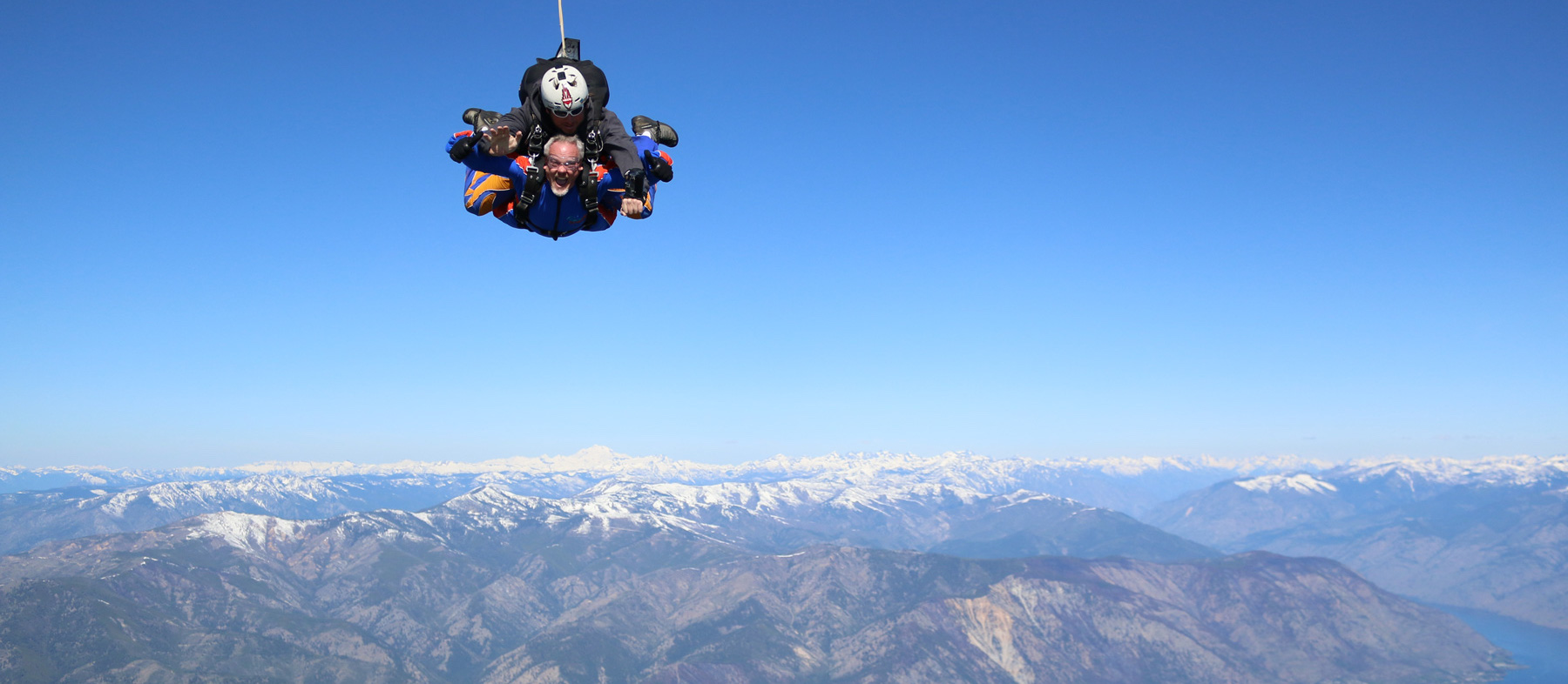 Tandem / First Time | Skydive Chelan